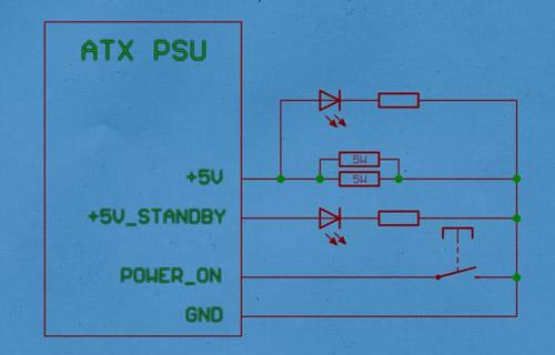 cara-mengubah-power-supply-pc-menjadi-adaptor-pasang-led-resistor