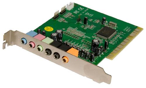 kode warna pada sound card computer