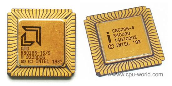 processor 80286