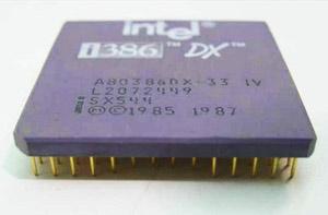 processor 80386