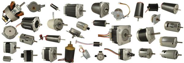 berbagai jenis motor listrik