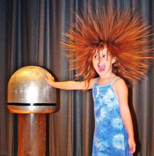 pengertian listrik statis