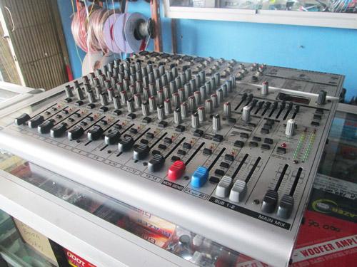 sound system bekas