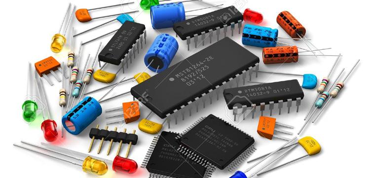 fungsi komponen elektronika