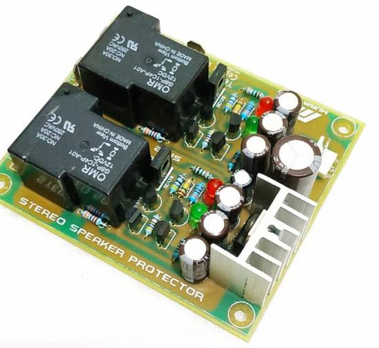 kit speaker protektor