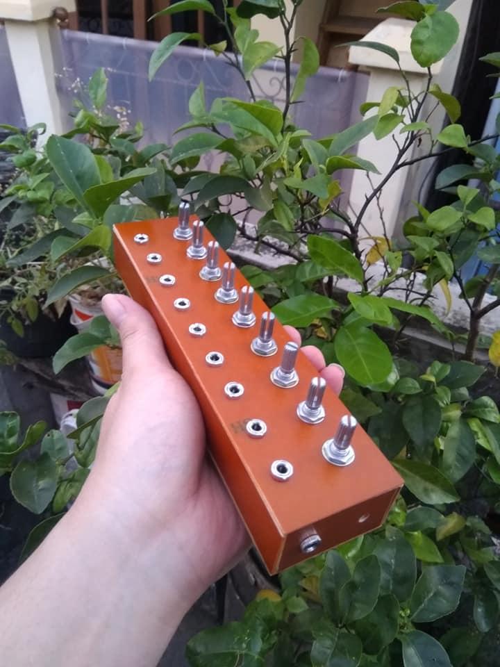 rangkaian audio mixer 10 channel